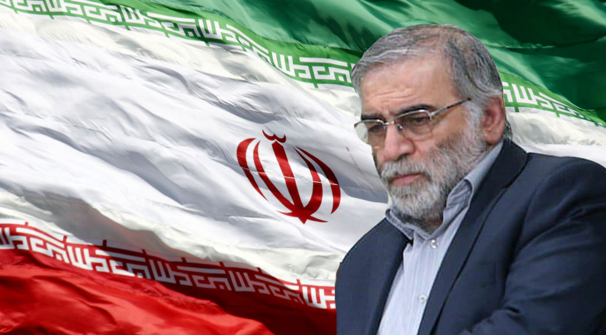 Israel's role in the assassination of Iranian scientist Mohsen Fakhrizadeh