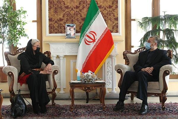 Iran strongly supports the security and stability of Iraq